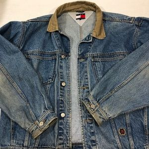 48b45d194194 Men s Tommy Hilfiger Jean Jacket on Poshmark
